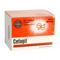 CEFAGIL Tabletten 200 St