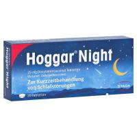 Hoggar Night Tabletten 20 Stück