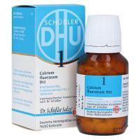 BIOCHEMIE DHU 1 Calcium fluoratum D 12 Tabletten 200 Stück