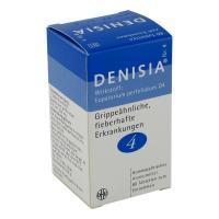 DENISIA 4 grippeähnliche Krankheiten Tabletten 80 Stück