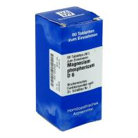 BIOCHEMIE 7 Magnesium phosphoricum D 6 Tabletten 80 Stück