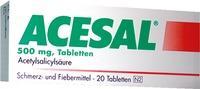 Acesal Tabl. 20 ST