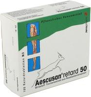 Aescusan Retard 50 Tabletten 100 ST