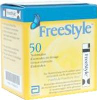 Freestyle Teststreifen 50 ST