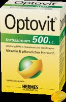 OPTOVIT fortissimum 500 Kapseln 100 St