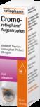 CROMO-RATIOPHARM Augentropfen 10 ml