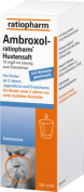 AMBROXOL-ratiopharm Hustensaft 100 ml