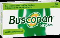 BUSCOPAN Dragees 50 St