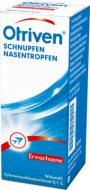 OTRIVEN 0,1% Nasentropfen f.Erw.u.Schulkdr. 100 ml