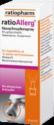 RATIOALLERG Heuschnupfenspray 10 ml