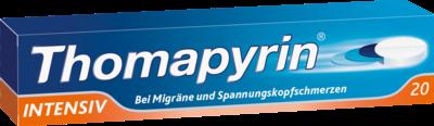 THOMAPYRIN INTENSIV Tabletten 20 St
