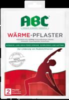 ABC Wärme-Pflaster 4,8 mg 2 St