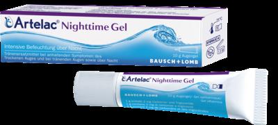ARTELAC Nighttime Gel 1X10 g