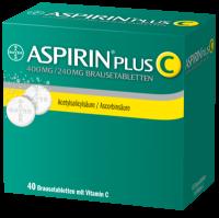 ASPIRIN plus C Brausetabletten 40 St kaufen und sparen