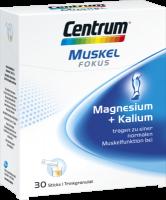 CENTRUM Fokus Muskel Magnesium+Kalium Sticks 30 St
