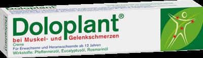 DOLOPLANT bei Muskel- und Gelenkschmerzen Creme 50 g