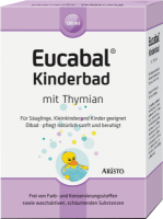 EUCABAL Kinderbad mit Thymian 130 ml