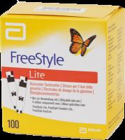 FREESTYLE Lite Teststreifen ohne Codieren 100 St