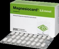 MAGNESIOCARD 2,5 mmol Filmtabletten 200 St