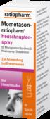 MOMETASON-ratiopharm Heuschnupfenspray 10 g