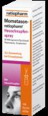MOMETASON-ratiopharm Heuschnupfenspray 18 g