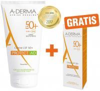 Aderma Protect AD SPF 50+ 150 ml Creme + gratis Protect SPF 50+ 10 ml Creme