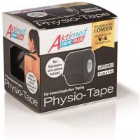 Aktimed Tape Plus schwarz 5m 1 Stück