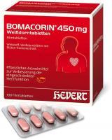 Bomacorin 450 mg 100 Weißdorntabletten