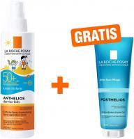La Roche Posay Anthelios Dermo-Kids LSF 50+ 200 ml Spray + gratis Posthelios 40 ml Mini