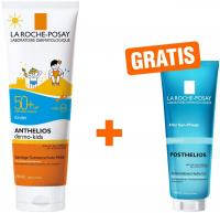 La Roche Posay Anthelios Dermo Kids LSF 50+ Milch 250 ml + gratis Posthelios 40 ml Mini
