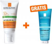La Roche Posay Anthelios Gel-Creme 50+ 50 ml Creme + gratis Posthelios 40 ml Mini