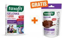 Taxofit Gelenke 1200 ultra intens 40 Tabletten + gratis Calcium D 3 Soft Chews 24 Kaudragees
