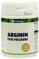 Arginin plus Folsäure 120 Kapseln