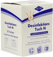 Desinfektionstuch N 20 Tücher über kaufen und sparen