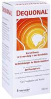 Dequonal Lösung 200 ml