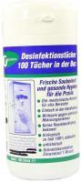 Desinfektionstücher 100 Stück über kaufen und sparen