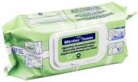 Mikrobac Tissues alkoholfreie Desinfektionstücher 80 Tücher