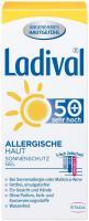 Ladival Allergische Haut Gesicht LSF 50+ 50 ml