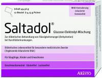 Saltadol Elektrolyt Pulver 12 Beutel