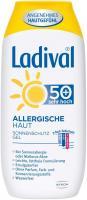 Ladival Sonnenschutz Gel Allergische Haut LSF 50+ 200 ml