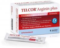 Telcor Arginin Plus Granulat 30 Beutel