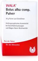 Bolus Alba comp Wala Pulver 35 g Pulver