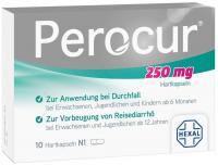 Perocur 250 mg 10 Hartkapseln