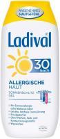 Ladival Sonnenschutz Gel Allergische Haut LSF 30 200 ml Gel