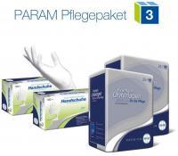 Pflegepaket 3s Pflegebox Param Pflegepau