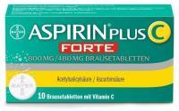Aspirin Plus C forte 10 Brausetabletten kaufen und sparen